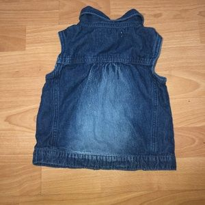 Artisan Ny Jackets & Coats - 3/$15 Toddler Girls Denim Vest